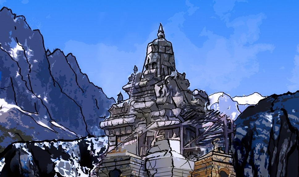 aventures en Himalaya (redux)