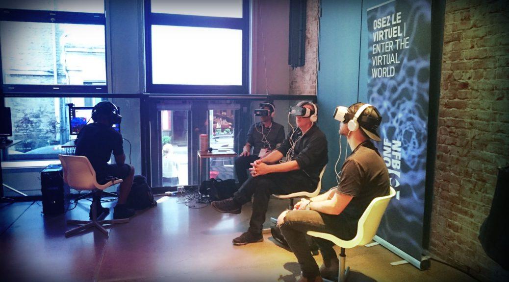 Twinmotion -> VR headsets | Studio Scénologie 3D